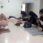 دوره دست سازهای چرمی